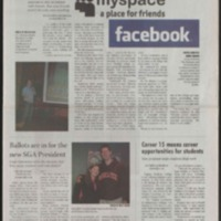 Marlin Chronicle, March 28, 2008, vol. 29, no. 8