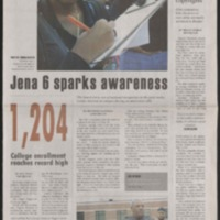 Marlin Chronicle, September 28, 2007, vol. 30, no. 2