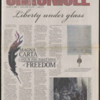 Marlin Chronicle, April 6, 2007, vol. 28, no. 9