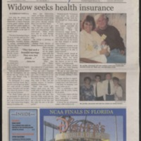 Marlin Chronicle, December 8, 2006, vol. 28, no. 5