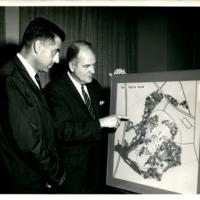 Bailey Condrey and Dr. Robert C. Provine