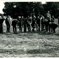 Virginia Wesleyan College groundbreaking ceremony