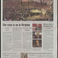 Marlin Chronicle, February 15, 2008, vol. 29, no. 6