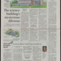 Marlin Chronicle, May 2, 2008, vol. 29, no. 10