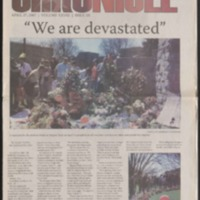 Marlin Chronicle, April 27, 2007, vol. 28, no. 10