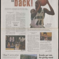 Marlin Chronicle, November 30, 2007, vol. 29, no. 5